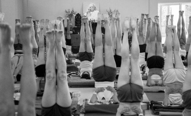 A 3a. Convenção Brasileira de Iyengar Yoga foi EMOCIONANTE !!!